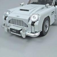 New Hot 2021 Creator Series Martin Supercar Racing car DB5 Building Blocks Toys Compatible 10262 Christmas gift
