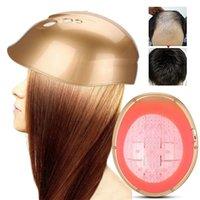 160 الثنائيات الليزر نمو الشعر النمو خوذة خوذة reduc مكافحة الخسارة كاب العلاج تحفيز تجديد بصيلات