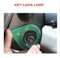 Auto Lock Inspection Loop for Key Check Car Lock Tools Kits Car Lock Inspection Loop for Locksmith