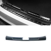 CarMango for Audi A3 8Y 2020-2021 Auto Car Styling Rear Door Trunk Fender Protector Sill Pad Cover Frame Sticker Accessories