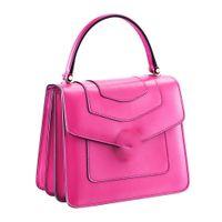 حقائب النساء النايلون حقيبة crossbody متعددة pochette قماش حمل محفظة محفظة جلد طبيعي الأفعى رئيس شرابة أزياء حقيبة