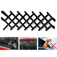 Travel Cats Pet Portable Puppy Dog Guard Safety Fence Vehicle Protection Car Window Universal Air Vent Seat Covers