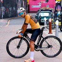 Chaise männer pro radfahren jersey anzug fahrrad kleidung set ciclismo kurzarm culotte kit ropa de hombbr bib shor tsuit racing sets