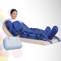 Прессотерапевтическое давление воздуха Оборудование для формования тела 16 Сумки Presoterapia Equipo Вакуумная машина для домашнего использования