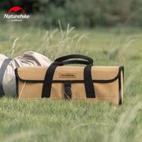 대형 스토리지 9.6L NatureHike 용량 야외 캠핑 여행 장비 상자 피크닉 선드 트리 가방 휴대용 텐트 AC
