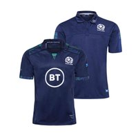 Resyo для Шотландии 2019/2020 Главная Про регби Джерси Спортивная рубашка S-5XL