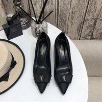 2021 Последние дизайнерские женские сандалии одиночные туфли лето 35-41 металлическая обувь логотип телячий кожа верхняя овечья подкладка комфортно