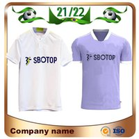 21/22 Leeds United Fussball Jersey 2021 Home Alioski Cooper T Roberts Jansson Bamford Hernandez Klich Away Maillots Football Shirts Uniformen