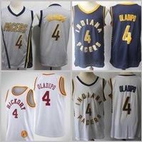 Men S-2XL Basketball jerseys 4 Victor Oladipo jersey and short