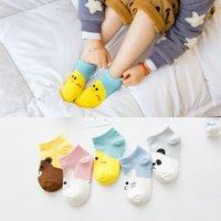 Bebek Pamuk Çorap Güzel Hayvan Resim Casual Çorap