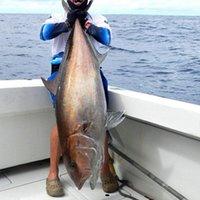 Gancho de pesca doble duradero asistencia portátil con accesorios de púa yA88 ganchos