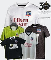 2021 2022 COLO-COLO SOCCER JERSERYS COLO FALCON BANDI Suazo Campos 21 22 OPAZO 1991 Anniversary 30th Home Away Football Shirt