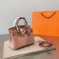 5A + 럭셔리 디자인 여성 핸드백 품질 플래티넘 패키지 토트 쇠가죽 채찍 가방 가죽 브랜드 원래 모조 대용량 토트 클래식 패션