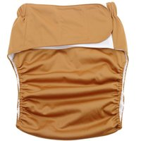 Adultes Lavez les couches Magic Stick Tissu Couche Vieux Hommes Évoussière Couches de couches Pantalons Shorts Réutilisables Couvertures de couches 11 Couleurs Zyy550 629 Y2