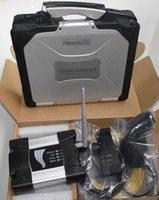 ISTTA D / P Multi language pour BMW ICOM Next WiFi Outil de programmation de diagnostic WiFi avec logiciel d'ordinateur portable CF-30 4 Go V2021 / 06
