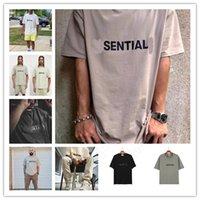 2021 20sss Bahar Yaz Hop Ön Silikon 3D Yüksek Kaliteli erkek T-Shirt Kaykay T Gömlek Erkekler Kadınlar Kısa Kollu Casual Gömlek F029