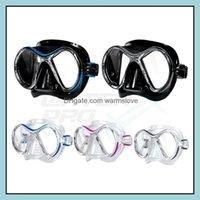 Esportes aquáticos Outdoorsean vu máscara para mergulho mergulho máscaras de snorkeling entrega 2021 qcwbh