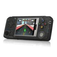 """Taşınabilir Oyun Oyuncular Q9 3000 Oyunları Retro El Konsolu Konsolları 3 """"Mini Video Oyun Oyuncu 360 Derece Kontrol Cihazı PK RS-97 Artı"""