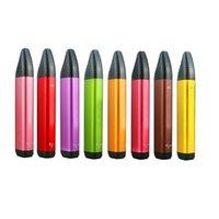 Juego de dispositivos de cigarrillos desechables de VIGGE XL XL 800 Puffs 500mAh Batería 3ML Cartuchos precargados Cartuchos Stick Vape Pen vs Elf Bar