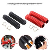 Parts Motorcycle Front Fork Cover Gaiters Gators Boot Protector Dust Guard For Motocross Off Road Pit Dirt Bike