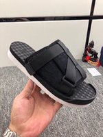 2021 Mens Womens Slippers Sandals Shoes Quality Slide Summer Fashion Wide Flat Slipper Flip Flop With Box Size EUR36-46 0511