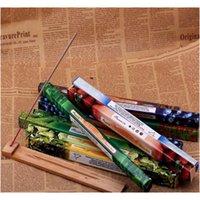 Sacchetti Sacchetti Fragranze Decorazioni Décor Garden Garden Consegna 2021 Mix Color Fashion Handmade Darshan Smoke Stick Stick Bastoncini di incenso multipli fragranti