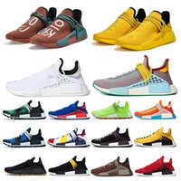 Human Race pharrell williams Designer Women Shoes Red Bottoms with box Pumps High Heels Black Nude Pointed Toe Dress Wedding Shoes 8/10/12CM 35-42