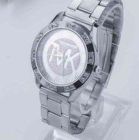 Дизайнер роскошный бренд часы Zegarek Damski женщин ES TVK женщин повседневная мужская кварцевая спортивная мода все стальные пары часы подарок