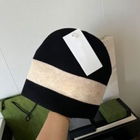 Luxurys fashion designers Bucket Hat comfortable warm and exquisite workmanship high quality autumn winter cotton cap couple hats 2 colors is very nice