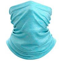 Hats, Scarves & Gloves Sets Unisex Cycling Face Mask Neck Gaiter Tube Silk Sun Protection Scarf Bandana 83XF