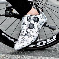 Radfahrenschuhe Schuhe Road Sneaker 2021 Ankunft Zapatillas Ciclismo Carretera Fahrrad Atmungsaktiv lässig