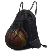 Basketball Backpack Outdoor Fashion Sports Bag Travel Hollow Simple Riding Bags Helmet Cover