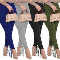 Casual Plot Broek Joggers Women Broek Effects Color Sportwear Skinny Jogging Pants Women Spring Clothing For Women Outfit