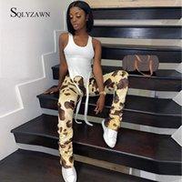 Women's Pants & Capris Velvet Stacked Leggings Joggers Sweatpants Women Ruched Legging Femme Tie Dye Sweat Trousers