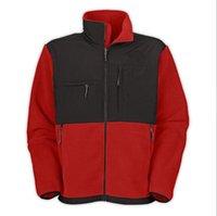 겨울 노스 망 Denali Apex Biionic Jackets 야외 캐주얼 Softshell 따뜻한 기술 양털 방풍 얼굴 코트 남성 의류 플러스 사이즈 S-XXL