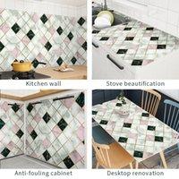 Fondos de pantalla 300 cm Recubrimiento de aluminio impermeable Moderno de sala de estar Muebles de escritorio autoadhesivo Contacto Papel Decoración del hogar HHD8280