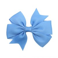 FHH 40 Kleur Kinderen Swallow Barrettes Tail Bow Haarspeld Baby Solid Butterfly Bon Hair Clips Rib Lint Fishtail Duckbill Clip