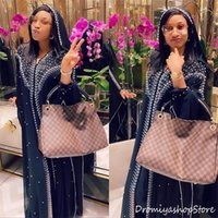 Abbigliamento etnico Super Size Abiti africani per le donne Abaya Dashiki Traditional Boubou Robe