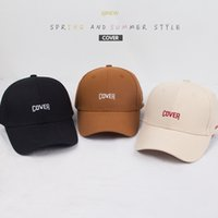 The new 2021 han edition baseball cap spring tide youth travel leisure hats for men and women duck tongue students sun hat