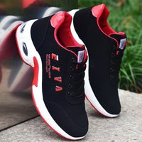 Wholesale Classic Sports Outdoor Casual Shoe Men Trainers Lace-UpComfortable Al l-Match Sneakers 061