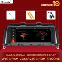 Core Android 10 автомобильный DVD-плеер для 5 серий F10 F10 2010-2021 CIC NBT GPS навигация мультимедиа Autoradio поддерживает Carplay