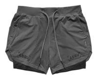 Asrv uomo fitness bodybuilding shorts uomo estate palestrelle allenamento maschile traspirante maglia veloce secco sportswear sportivo jogger spiaggia corti pantaloni