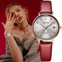 Наручные часы Sunkta 2021 Мода Дамы Часы Лучшие Женские Часы Творческий дизайн Женщины Водонепроницаемые Часы