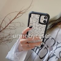 Retail Creative mobile phone cover with keyboard pattern For iphone 12 Pro Max 11 XS XR 7 8Plus designer phone case