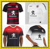 Toulouse rugby 20 jersey stade toureuola 2021 liga tluth camisa lazer esportes