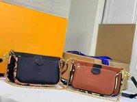 Top Fashion Wild at Heart Series Crafty OnThego Tote Bags Stampa leopardo Stampa leopardo Gemana Borse da bovina Borse con manico intrecciato Borsa a tracolla Borsa a tracolla