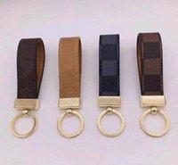 Mode Design Keychain Charm Key Ringe für Herren und Frauen Partyliebhaber Geschenk Keyring Schmuck NRJ