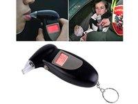 Attrezzatura per auto elettrica digitale alcool tester respiro alcool tester breathalityzer frisonalyser alcool alcol respiro tester breathalityzer car