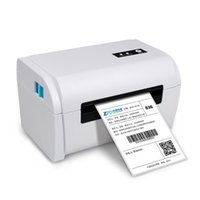 203dpi Printer Electronic Surface Single Bluetooth Bracket Sticker Label Printers ZJ-9200 Office Factory Production Warehouse Management