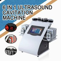 2021 Model 40k Ultrasonic liposuction Cavitation Slimming 8 Pads Laser Vacuum RF Skin Care Salon Spa Machine Beauty Equipment